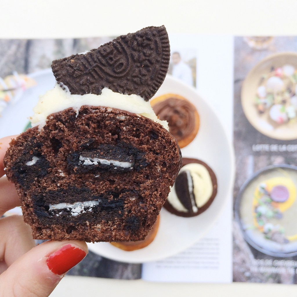 Cupcakes Oréo gourmands !