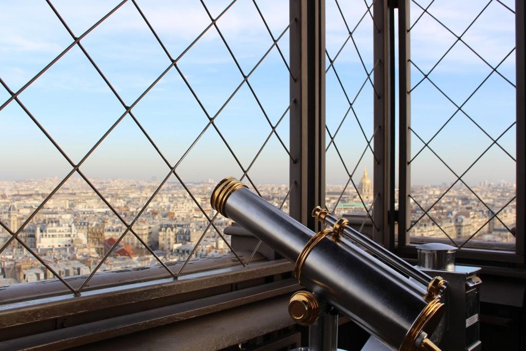 Respirer Paris.