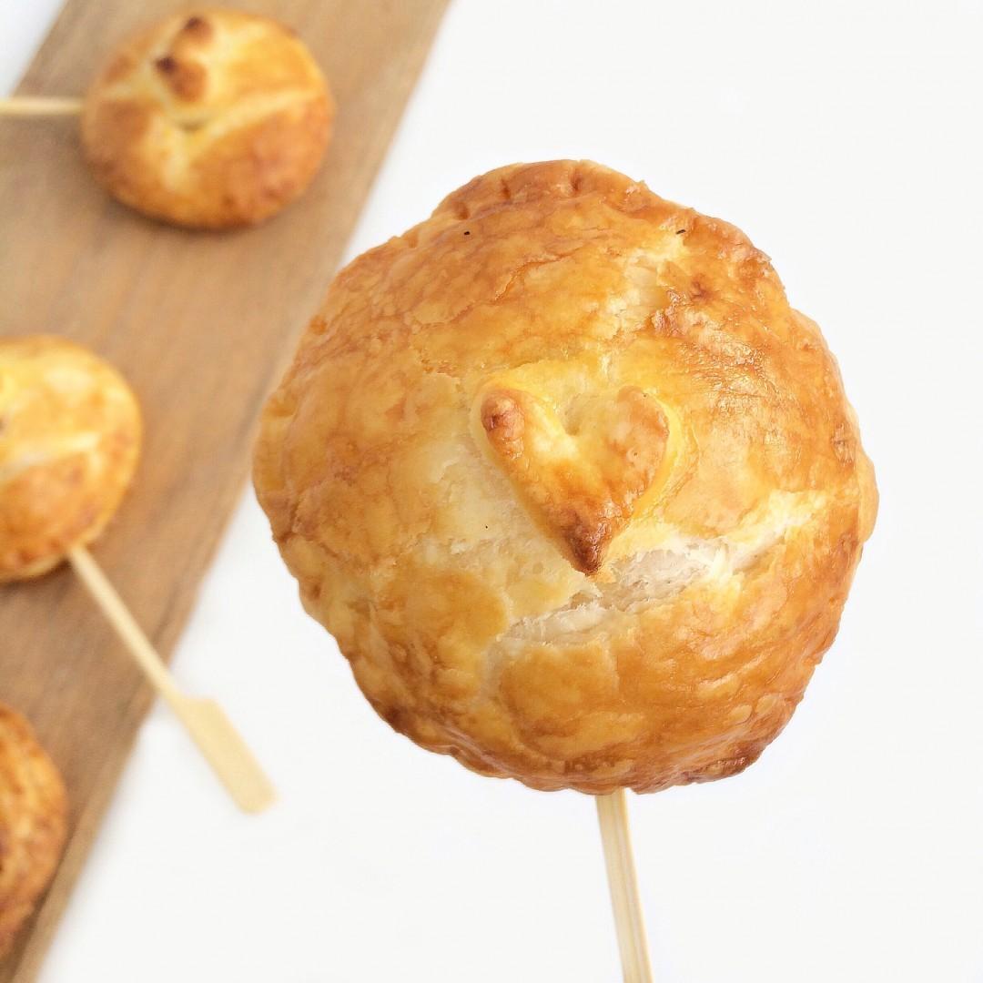 recette mini galette des rois