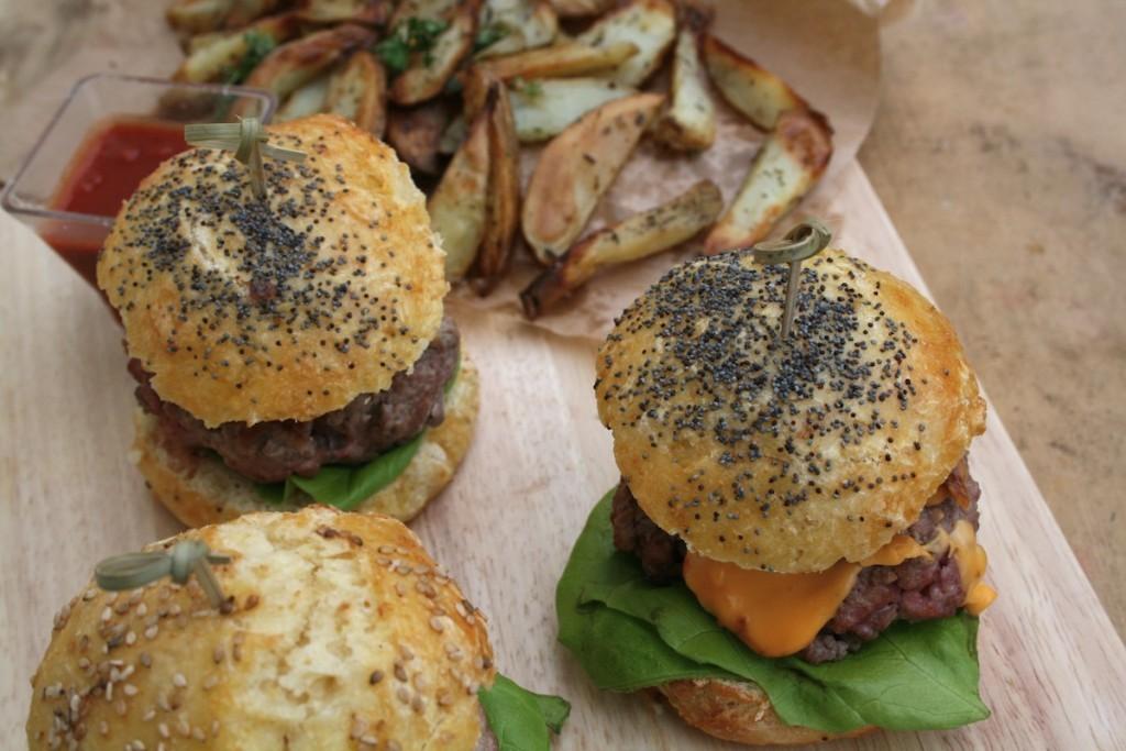 recette hamburgers maison 4
