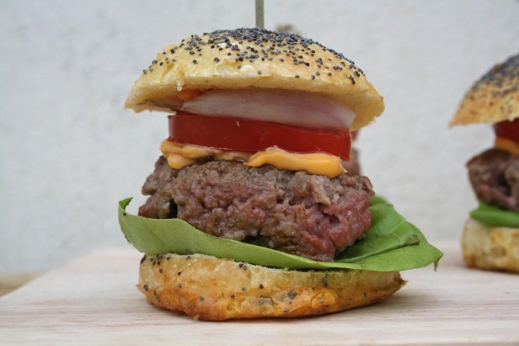 recette hamburgers maison 5