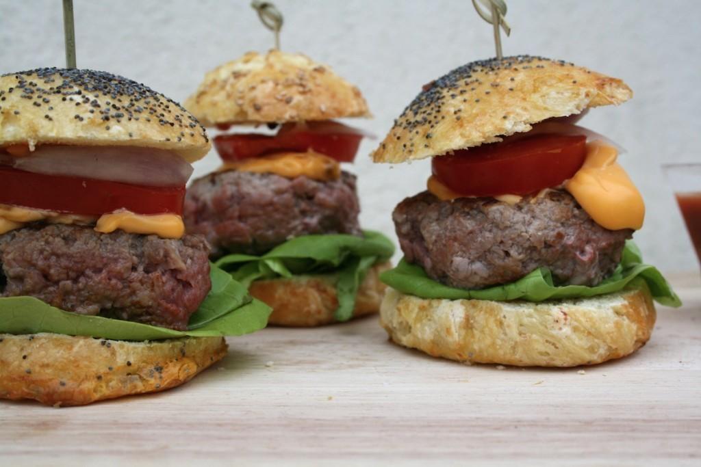 recette hamburgers maison 2