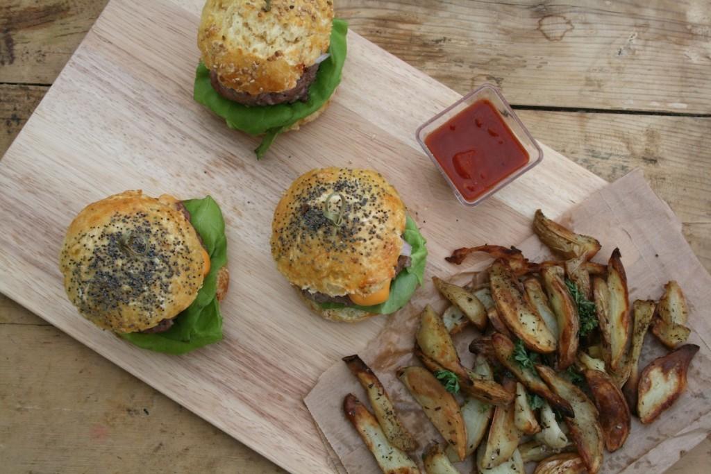 recette hamburgers maison 1