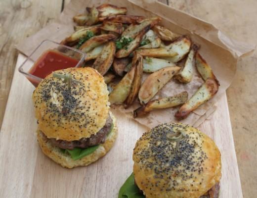 recette hamburgers maison