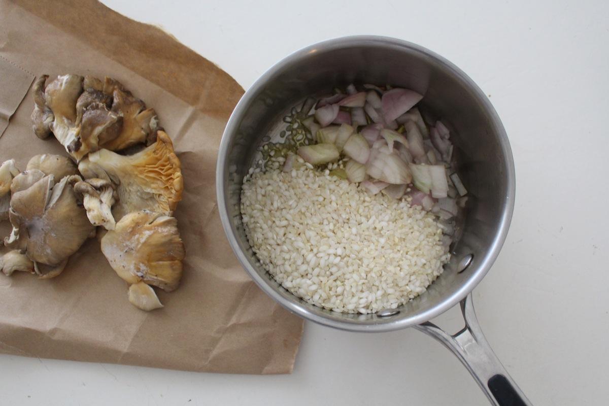 Deux recettes de risotto de saison l 39 instantflo - Peut on donner du riz cuit aux oiseaux ...