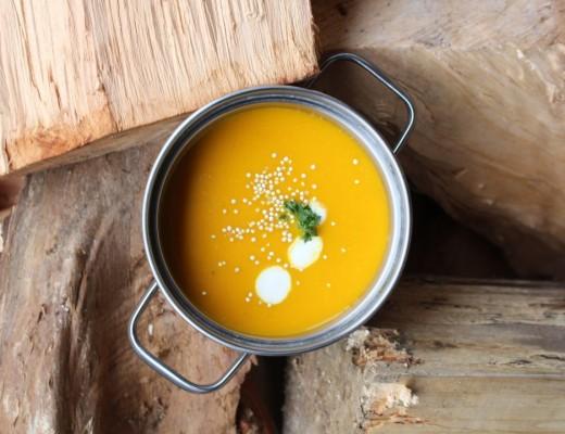 recettes soupes d'hiver