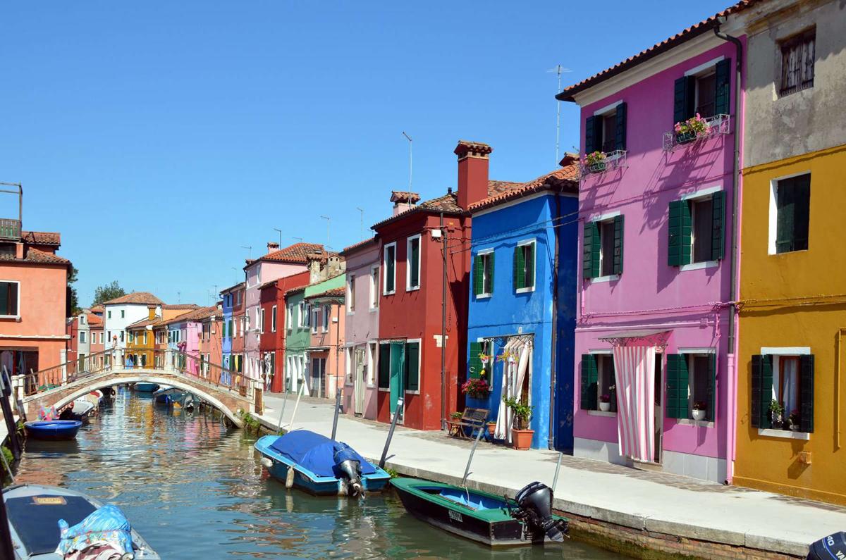 Burano-Venice-Italy
