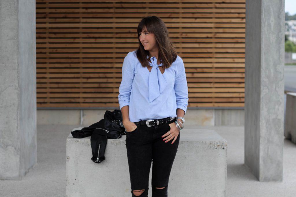 Santiags X blouse