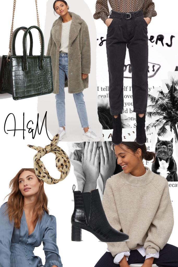 Sélections de rentrée : H&M