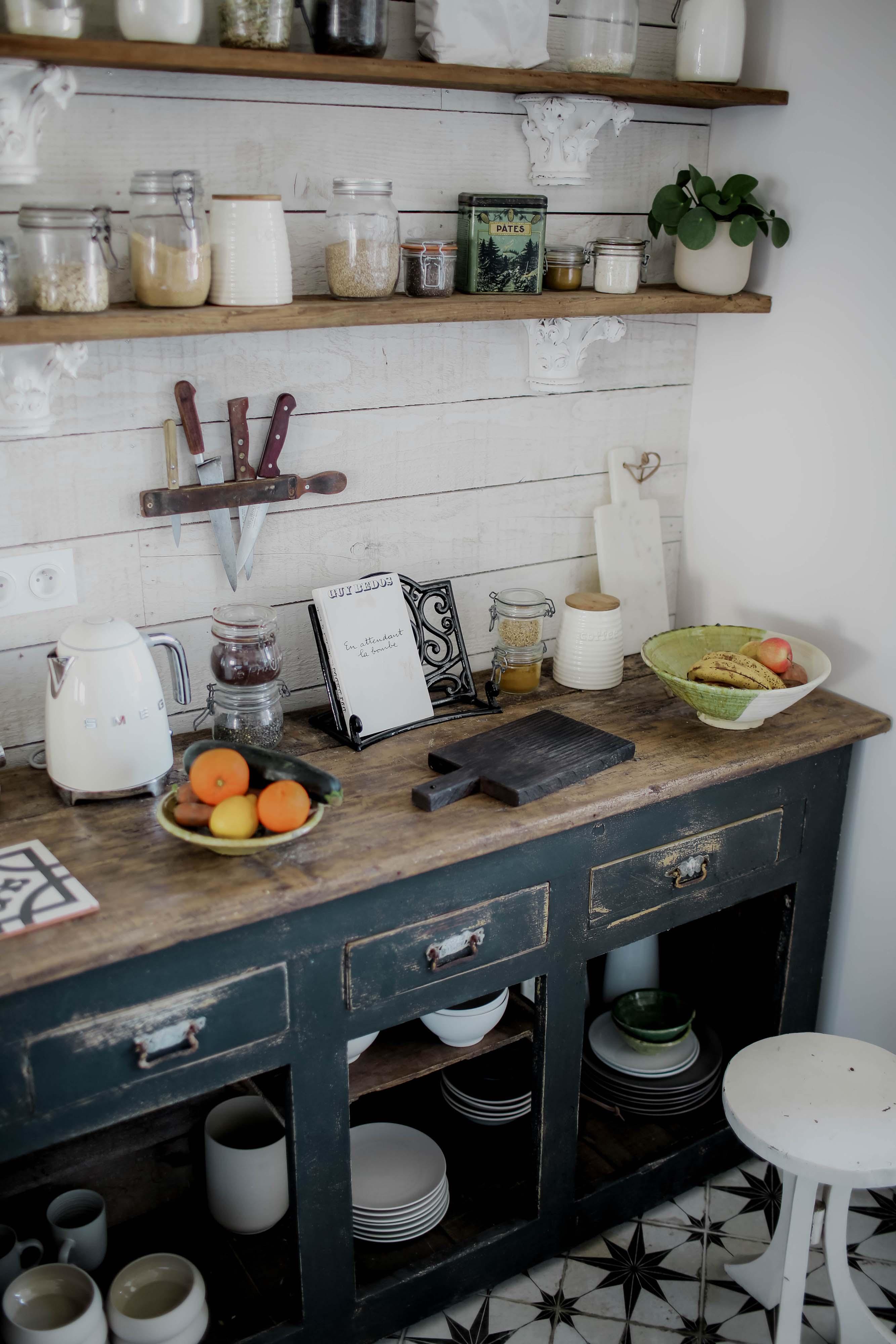 Decoration De Mur De Cuisine ma petite cuisine l'instant flo